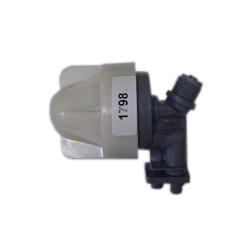 Replace the water softener venturi