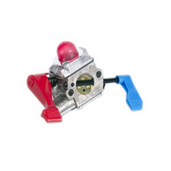 Replace the leaf blower carburetor