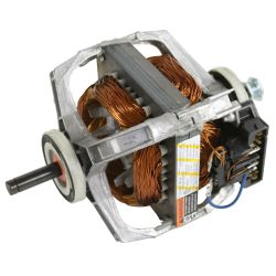 Replace or repair the dryer drive motor