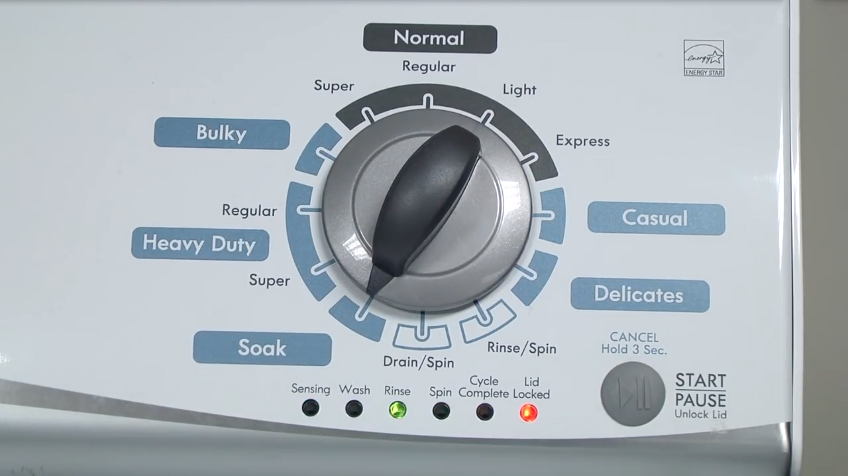 Troubleshooting a top-load washer that won't drain or spin video