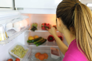 Diagnosing refrigerator evaporator fan video.