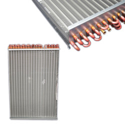Replace the dehumidifier condenser coil