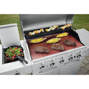Easy DIY gas grill repairs if the burner won't light.