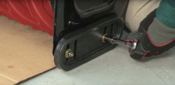 How to adjust snowblower skid shoes video