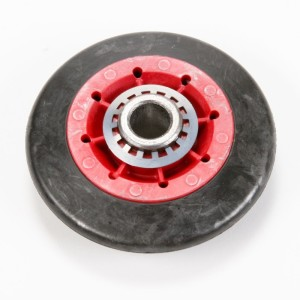 How to replace a dryer drum support roller