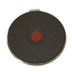 Replace the range solid surface disc heating element