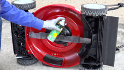 Lawn mower parts and supplies to stock up on video