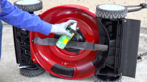 Lawn mower parts and supplies to stock up on video.