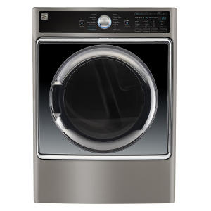 How to maintain a Kenmore hybrid heat pump dryer.