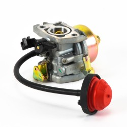 Replace the snowblower carburetor