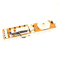 Replace the washer user interface board