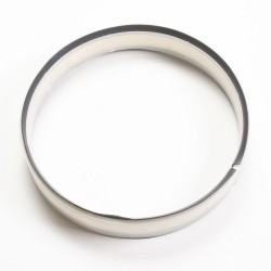 Replace the laundry center snubber ring