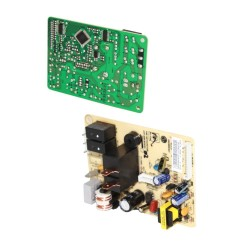 Replace the dehumidifier electronic control board