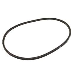 Adjust a lawn mower drive belt