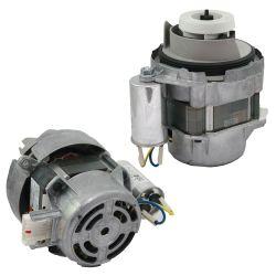 Replace the dishwasher wash pump motor