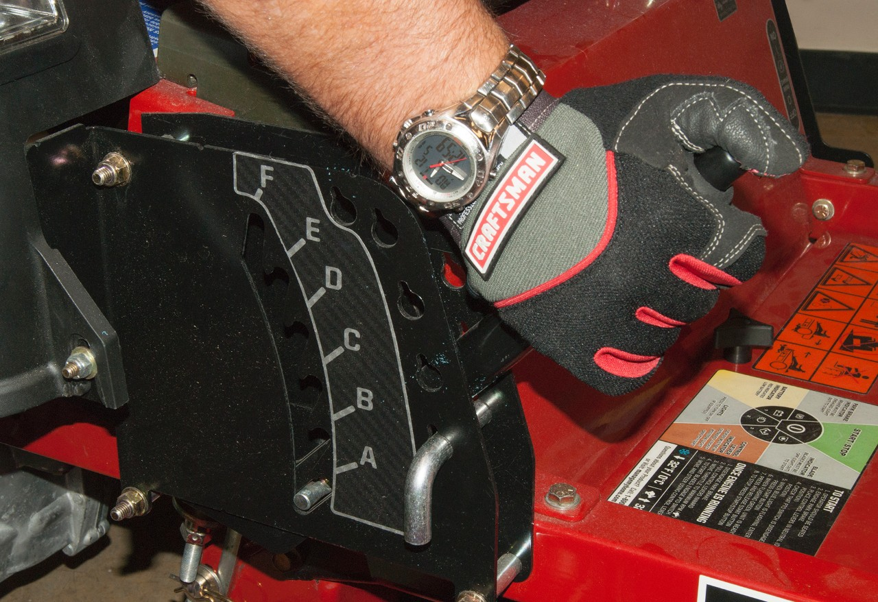 How to remove the mower deck on a zero-turn riding mower