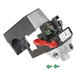 Replace the air compressor pressure switch