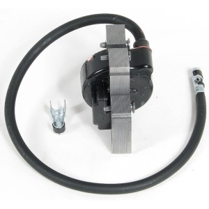 How to replace a riding lawn mower ignition coil