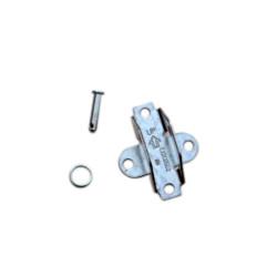 Replace garage door opener brackets