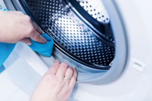 How to keep a washer odor free.