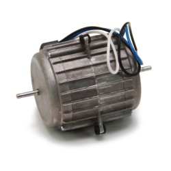 Replace the downdraft blower fan motor