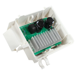 Replace the washer motor control board