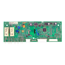 Replace the dishwasher electronic control board