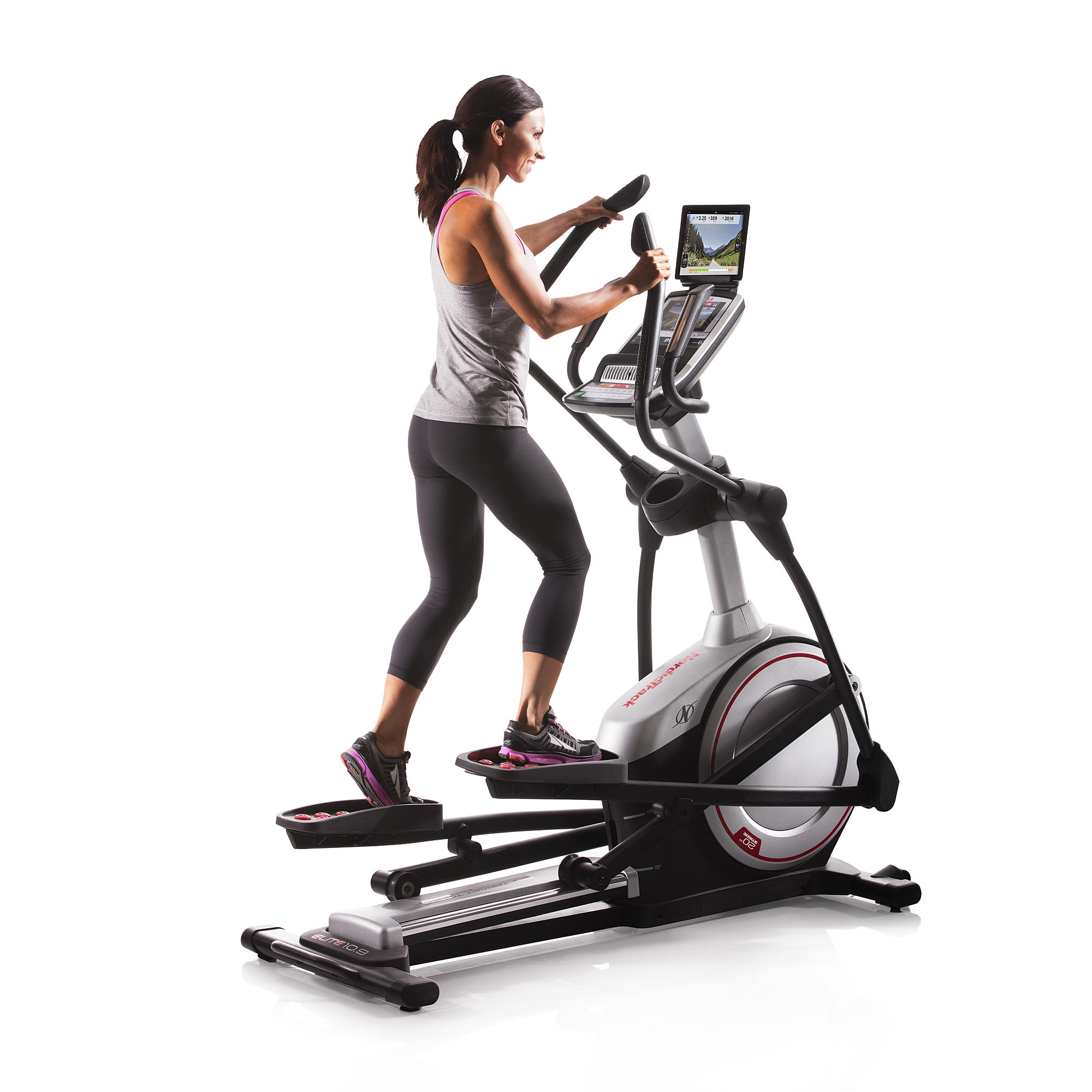 Common elliptical problems - console won't turn on | Symptom diagnosis