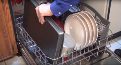 How to load a dishwasher video