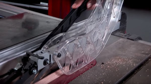 How to use a table saw safely.