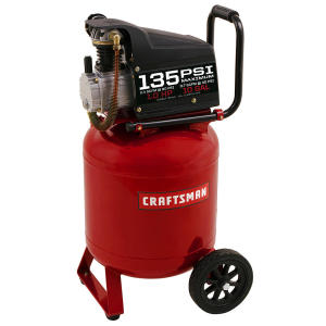 How to maintain an oil-lubricated air compressor.