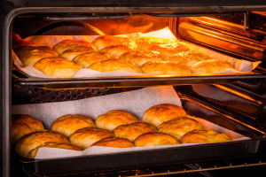 How to correct an oven's temperature setting.