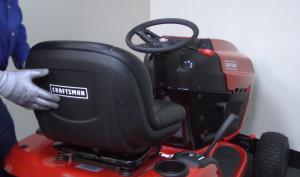 Easy DIY riding lawn mower repairs.