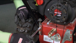 Snowblower won't blow snow: troubleshooting chute and auger issues video