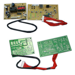 Replace the window air conditioner user interface control board