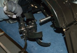 Rear-tine tiller troubleshooting tips - wheels and tines.