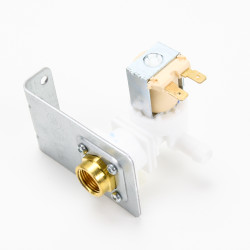 Replace the dishwasher water inlet valve