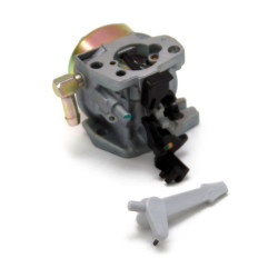 Replace the log splitter carburetor