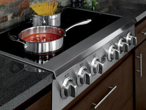 Choosing the best cookware for your glass cooktop.
