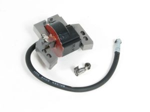 How to replace a lawn mower ignition coil on a flathead engine