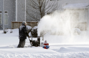 5 snowblower tips and tricks.
