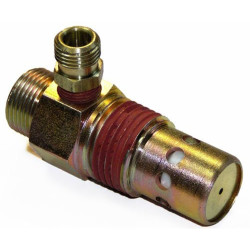 Replace the air compressor check valve