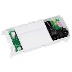 Repair or replace the dryer electronic control board