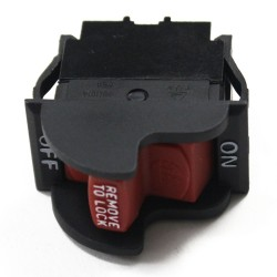 Replace the band saw On/Off switch