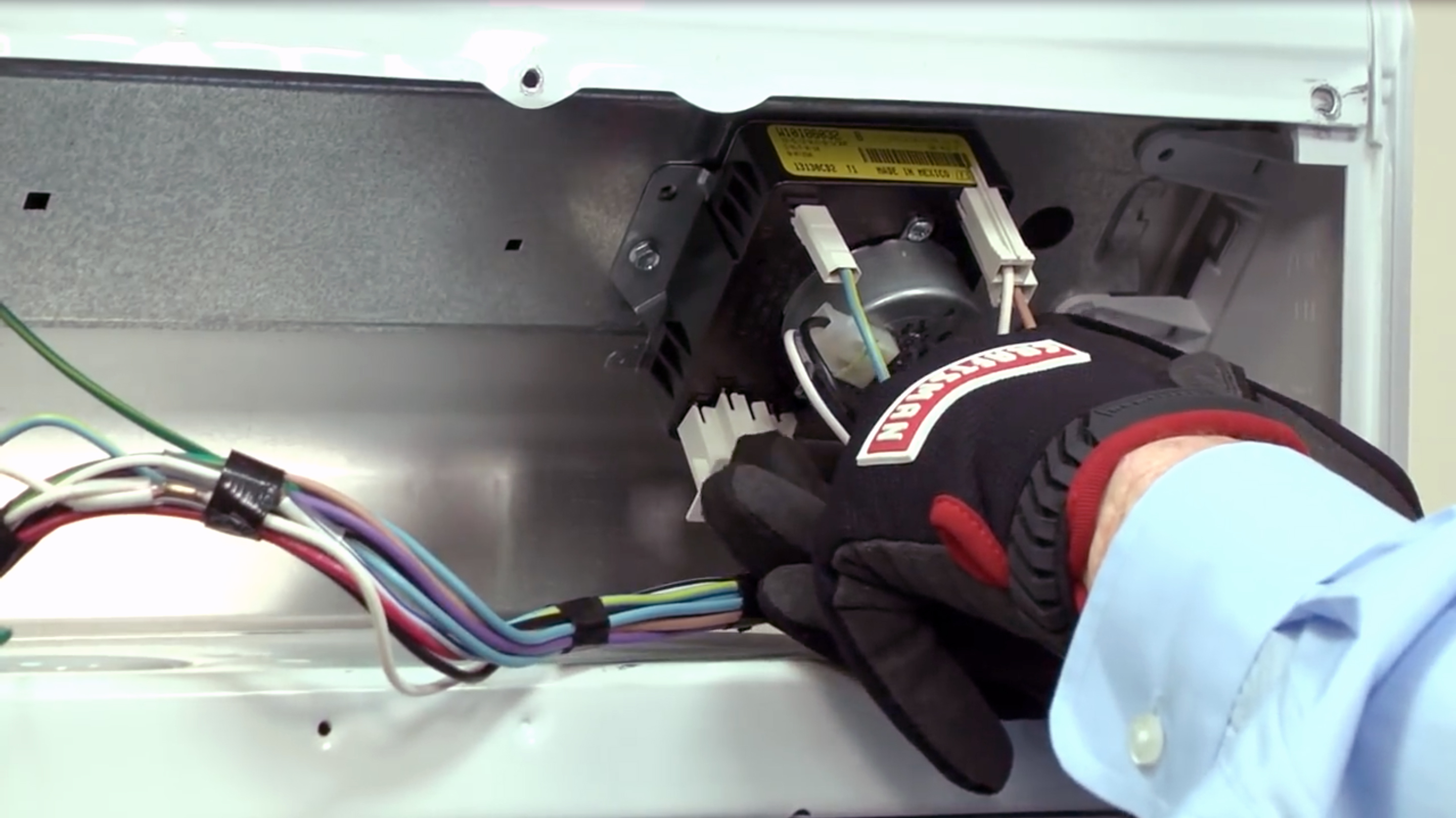 how to replace a thermal fuse in an electric dryer repair Air Conditioner Fuse Box