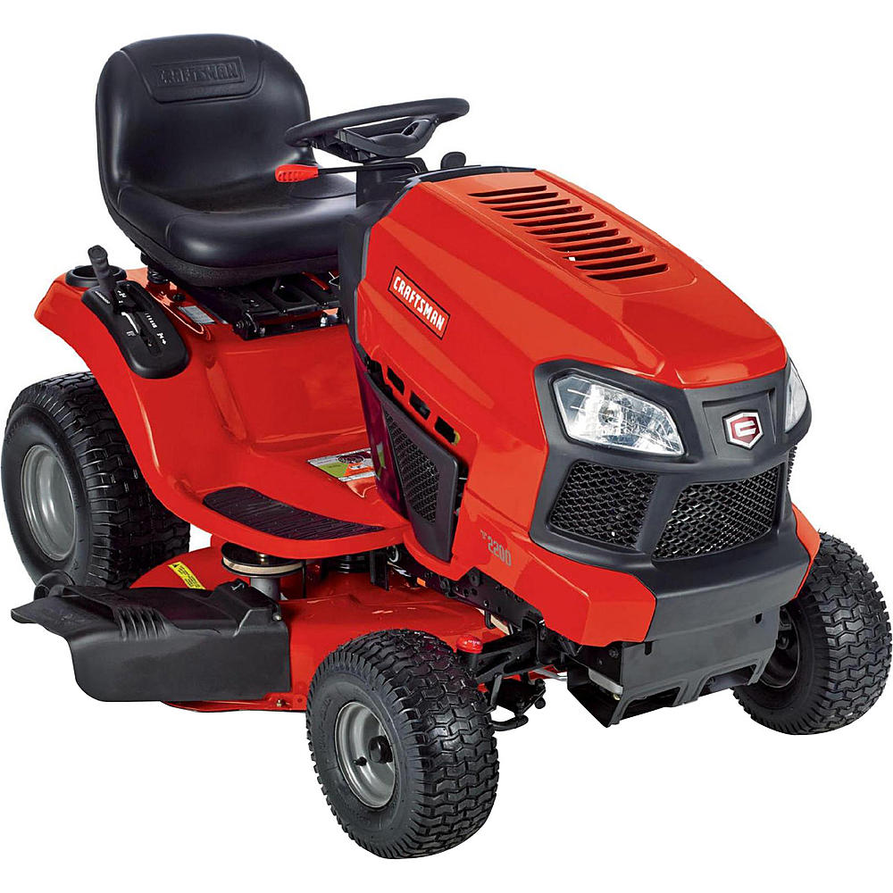 How to replace the brake interlock switch on a riding lawn mower