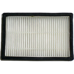 Replace the vacuum exhaust filter