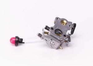 How to replace a line trimmer carburetor