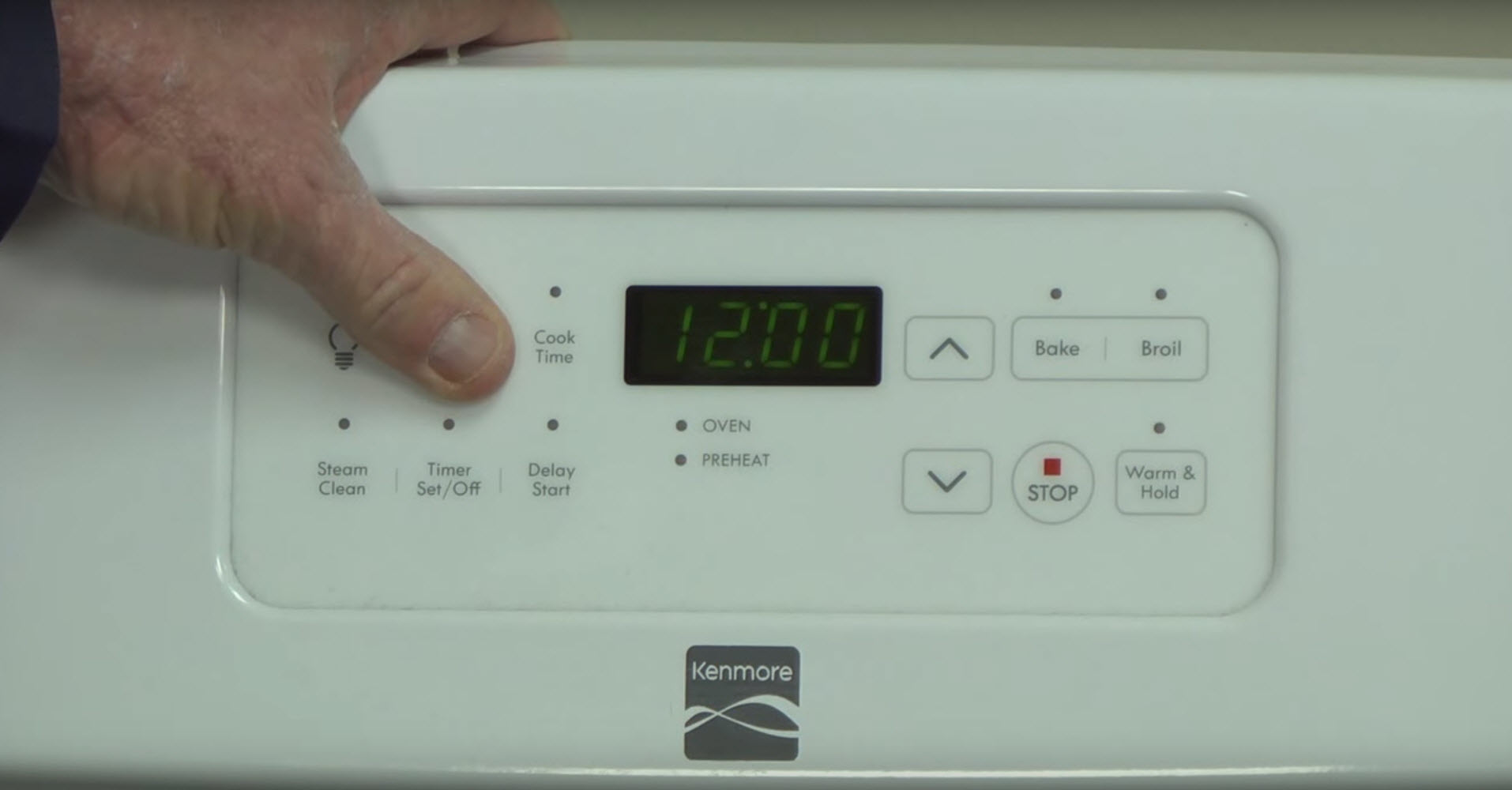 How to replace a range oven door switch | Repair guide