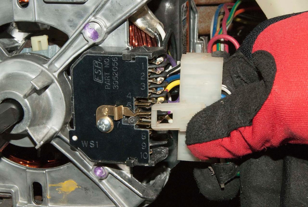 Defy Washing Machine Motor Wiring Diagram